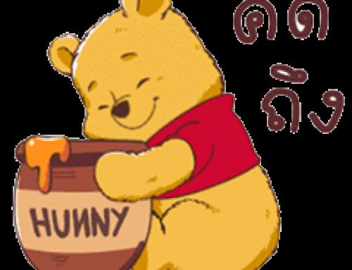 Winnie the Pooh × Vithita Animation