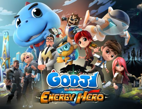 Godji the Adventure : Energy Hero