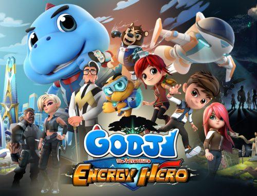 Godji the Adventure : Energy Hero